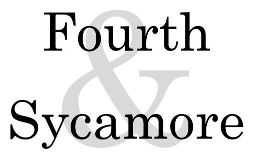 Fourth and Sycamore Blog